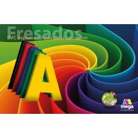 PVC Espumado de Colores en 3mm